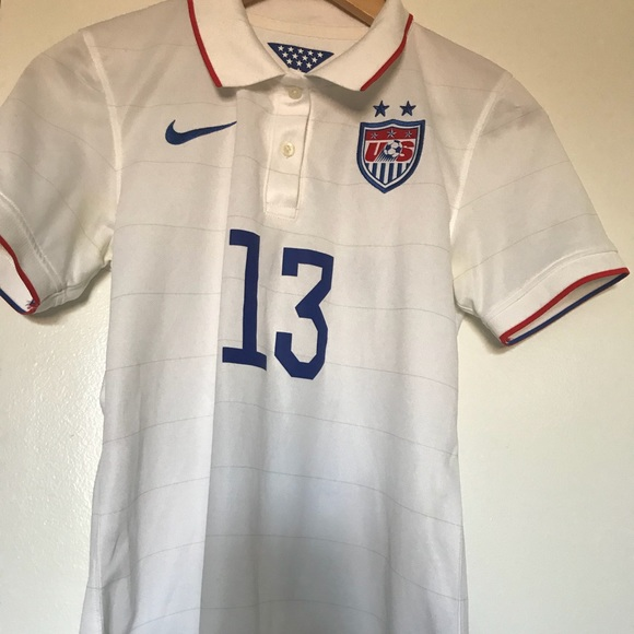 check out d8797 aa4a4 Alex Morgan USWNT Jersey